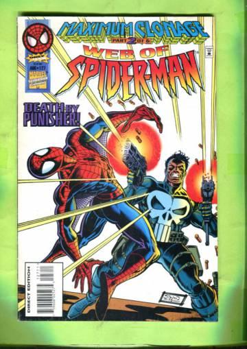 Web of Spider-Man Vol 1 #127 Aug 95