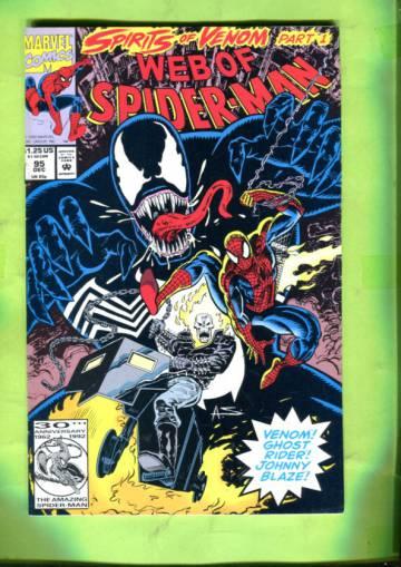 Web of Spider-Man Vol 1 #95 Dec 92