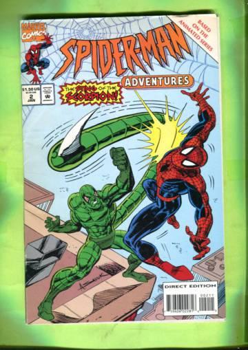 Spider-Man Adventures Vol 1 #2 Jan 95