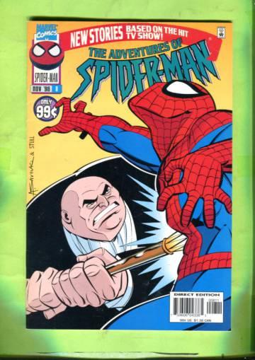 The Adventures of Spider-Man Vol 1 #8 Nov 96