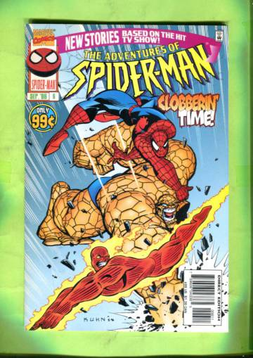 The Adventures of Spider-Man Vol 1 #6 Sep 96