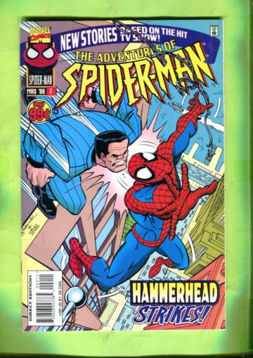 The Adventures of Spider-Man Vol 1 #2 May 96