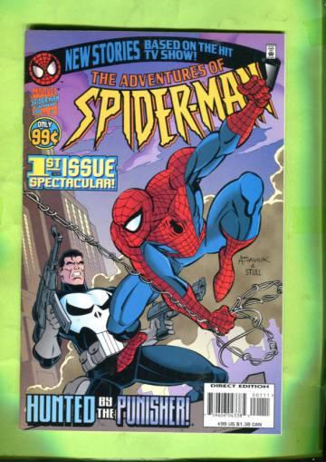 The Adventures of Spider-Man Vol 1 #1 Apr 96
