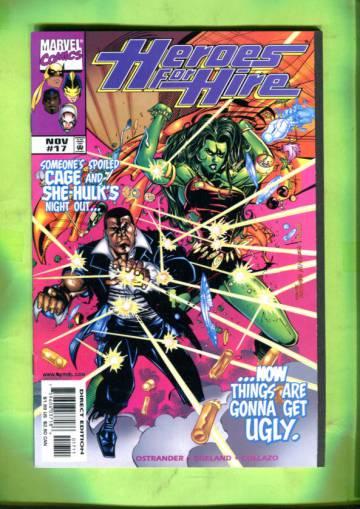 Heroes for Hire Vol 1 #17 Nov 98