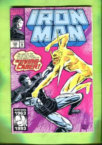 Iron Man Vol 1 #289 Feb 93