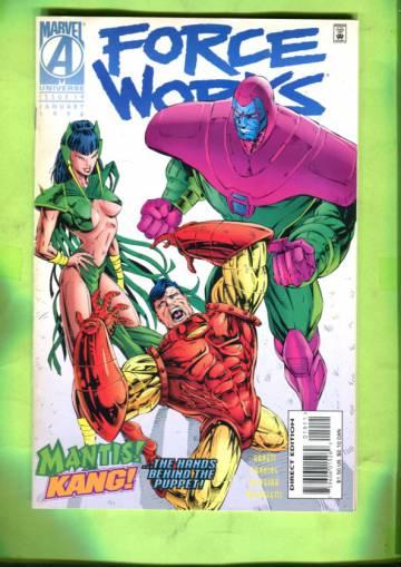 Force Works Vol 1 #19 Jan 96