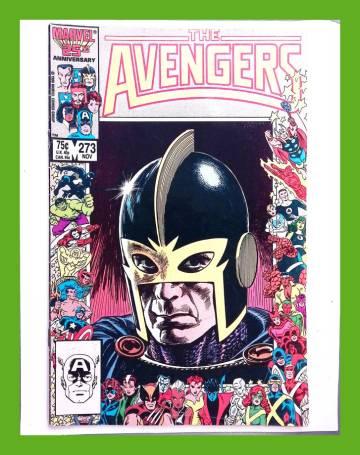 The Avengers Vol 1 #273 Nov 86