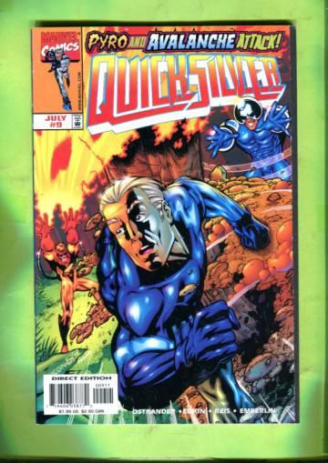 Quicksilver Vol 1 #9 Jul 98