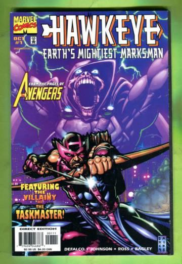 Hawkeye Earth´s Mightiest Marksman Vol 1 #1 Nov 98