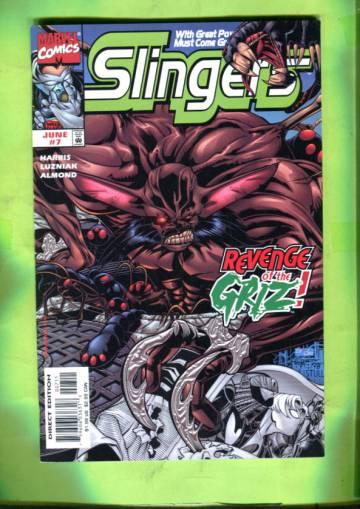 Slingers Vol 1 #7 Jun 99