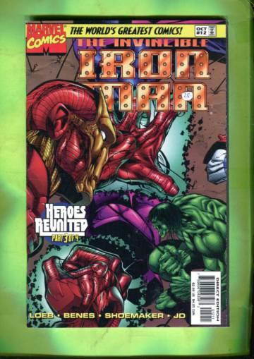 Iron Man Vol 2 #12 Oct 97