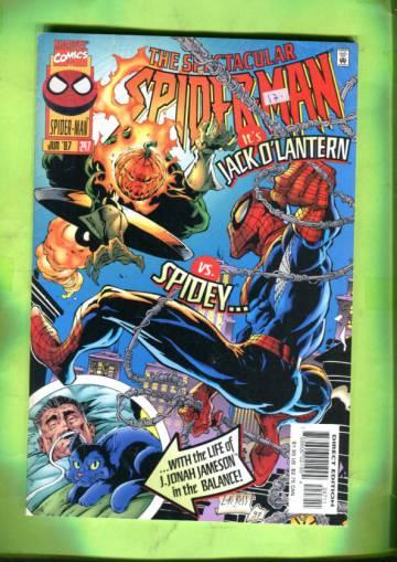 The Spectacular Spider-Man Vol 1 #247 Jun 97