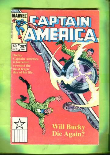 Captain America Vol 1 #297 Sep 84