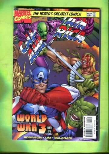 Captain America Vol 2 #13 Nov 97