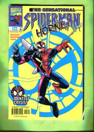 The Sensational Spider-Man Vol 1 #28 Jun 98