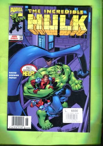 The Incredible Hulk Vol 1 #465 Jun 98