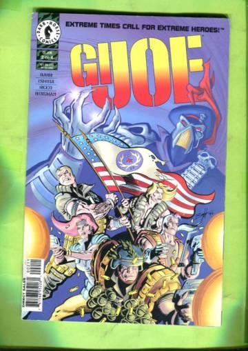 GI Joe Vol 1 #2 Jan 96