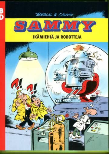 Sammy - Ikämiehiä ja robotteja (BD)