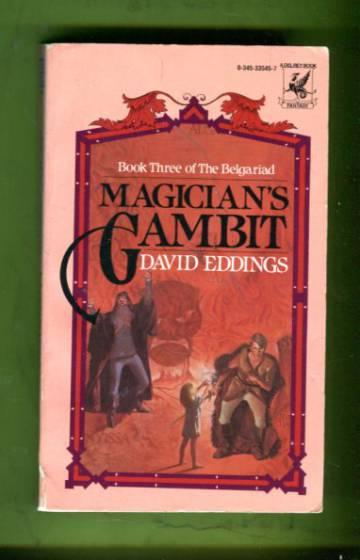Book of the Belgariad 3 - Magician's Gambit