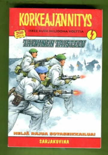 Korkeajännitys 1/21 - Talvinen taistelu