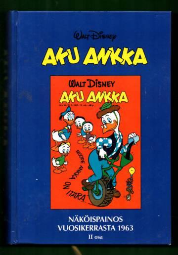 Aku Ankka - Näköispainos vuosikerrasta 1963, II osa