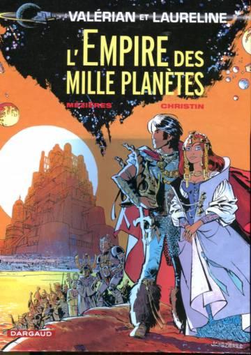 Valérian 2 - L'Empire des mille planètes