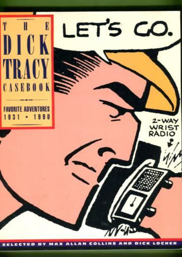 Dick Tracy Casebook: Favorite Adventures, 1931-1990