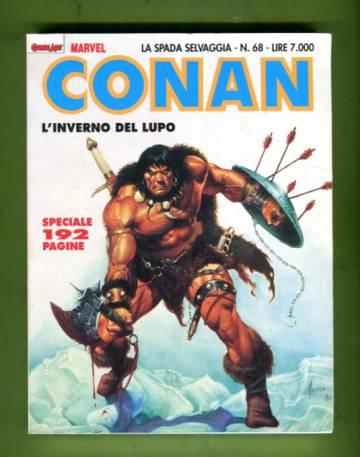 Conan Anno VII N. 68 Luglio 92