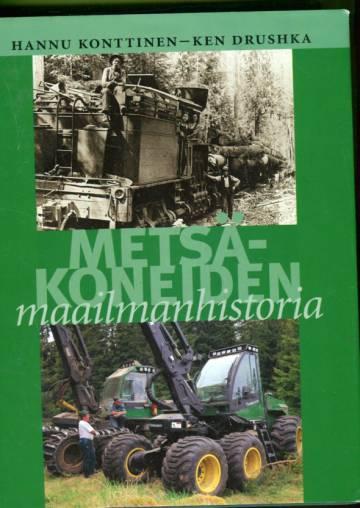 Metsäkoneiden maailmanhistoria