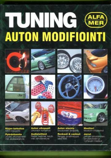 Tuning - Auton modifiointi