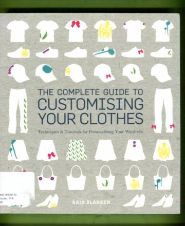 The Complete Guide to Customising Your Clothes