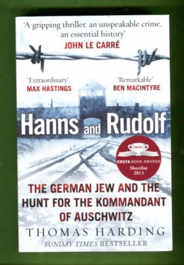 Hanns and Rudolf - The German Jew and the Hunt for the Kommandant of Auschwitz