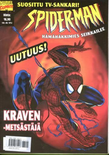 Spider-Man albumi - Kraven metsästäjä