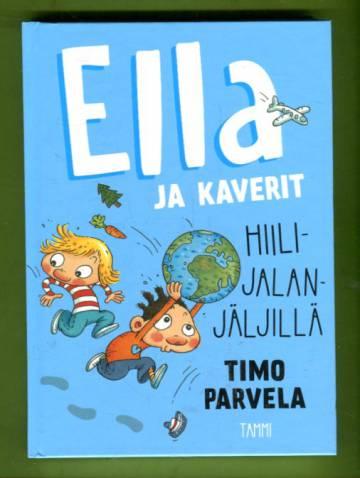 Ella ja kaverit hiilijalanjäljillä