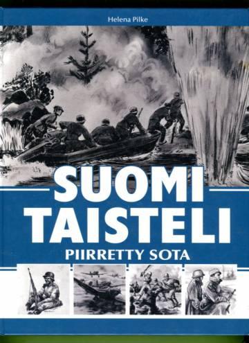 Suomi taisteli - Piirretty sota