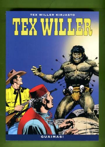 Tex Willer -kirjasto 60 - Guaimas!