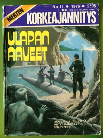 Merten korkeajännitys 11/76 - Ulapan aaveet
