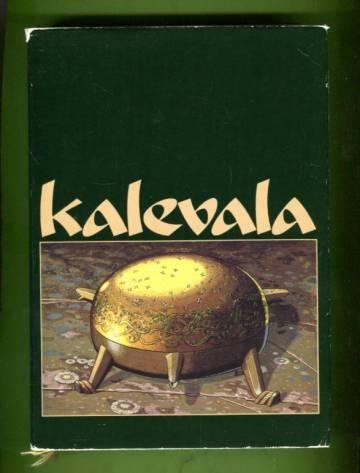 Kalevala (kuvittanut Björn Landström)