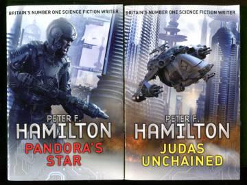 Commonwealth Saga 1-2 - Pandora's Star & Judas Unchained
