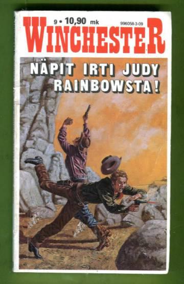 Wincherster 9 - Näpit irti Judy Rainbowsta!