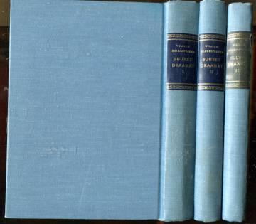 William Shakespearen suuret draamat 1-3