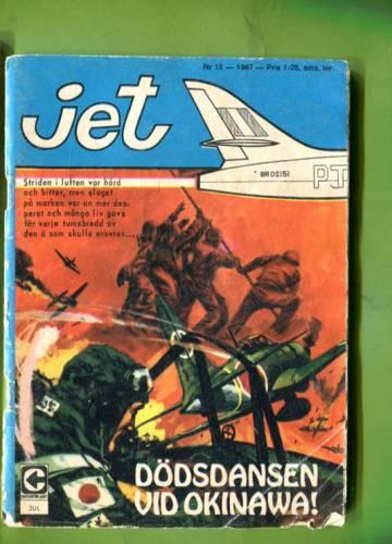 Jet 15/67 - Dödsdansen vid Okinawa!