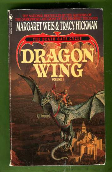 The Death Gate Cycle 1 - Dragon Wing