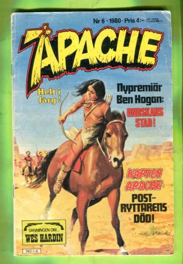 Apache 6/80 (ruotsinkielinen)