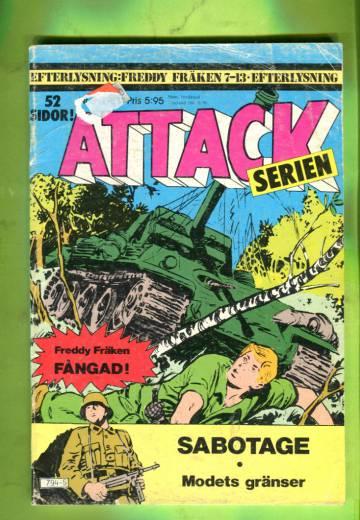 Attack-serien 5/83 (ruotsinkielinen)