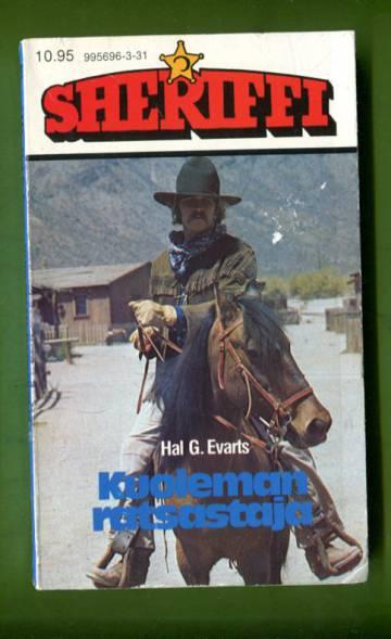 Sheriffi 131 - Kuoleman ratsastaja