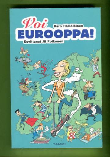 Voi Eurooppa!