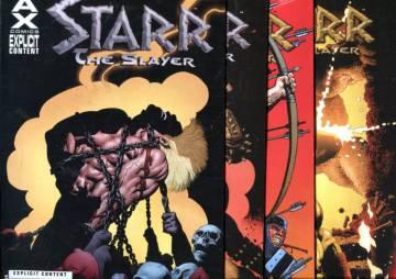 Starr the Slayer #1-4 Nov 09 - Feb 10 (whole mini-series)