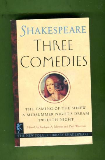 Three Comedies