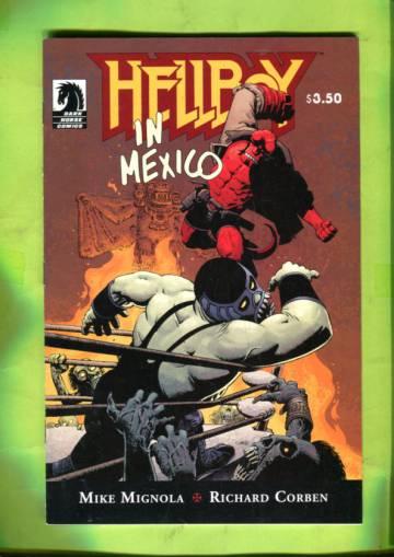 Hellboy in Mexico May 10